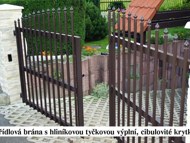 Reference - Křídlové brány