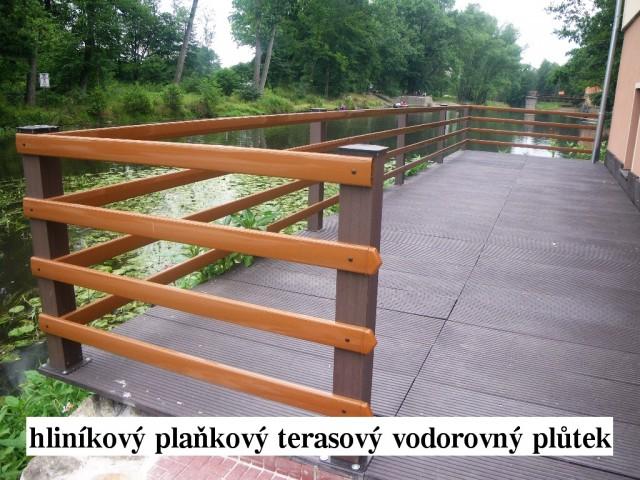 Reference - Hliníkové ploty plaňkové
