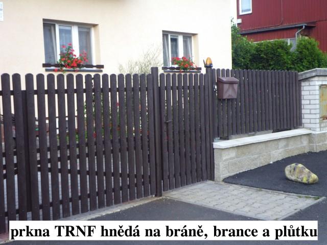 Reference - Ploty z materiálu TRNF