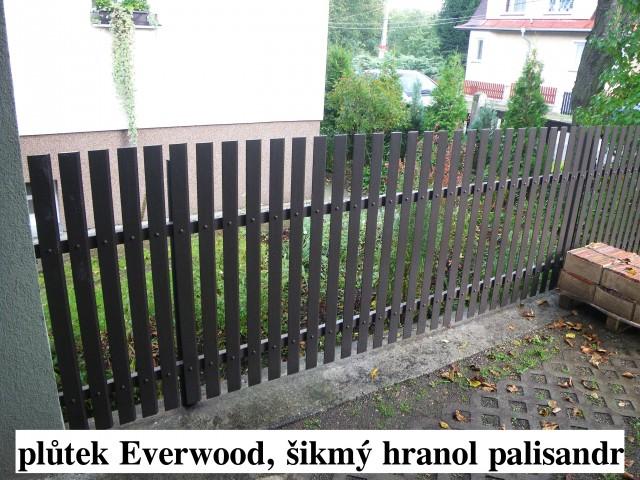 Reference - Ploty z materiálu Everwood