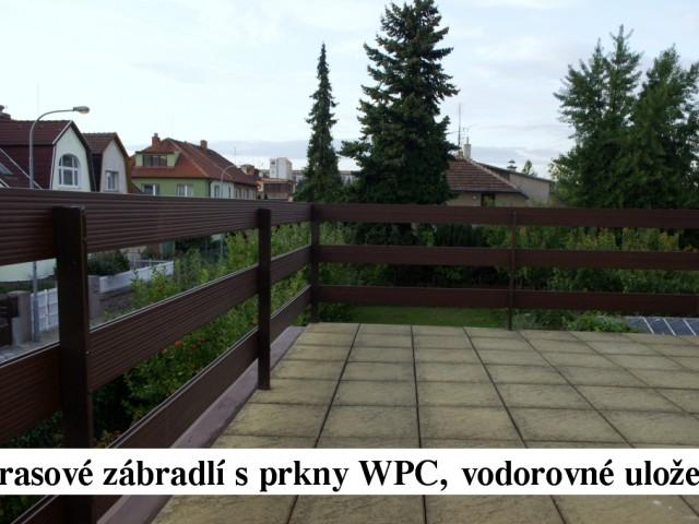 Reference - Ploty z materiálu WPC